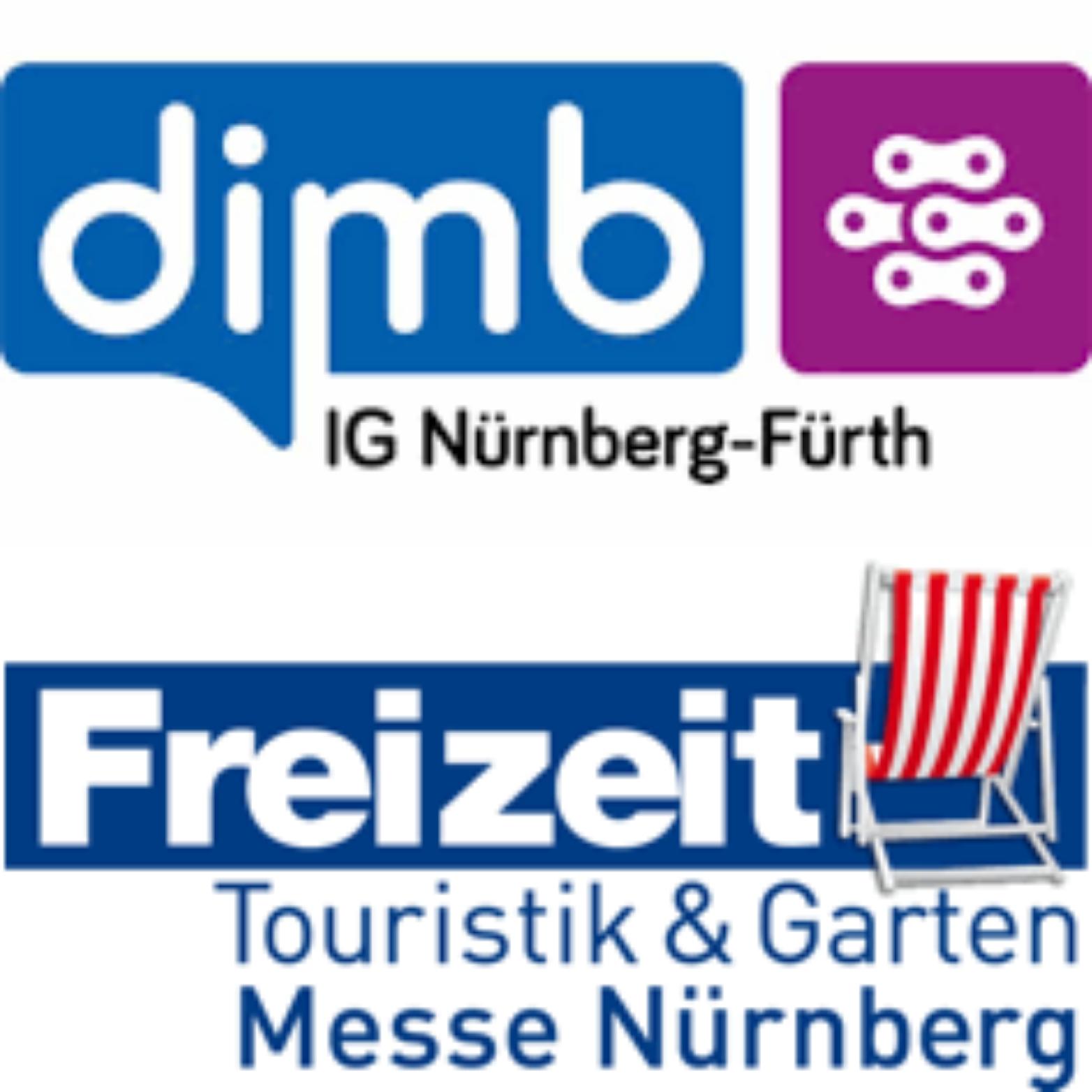 Wir auf der Freizeitmesse Nürnberg!