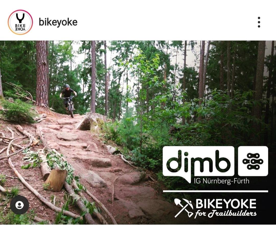 1000 Dank – BikeYoke!
